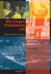 Boek Wij zingen Vlaanderen vrij