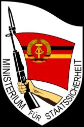 De Stasi controleerde heel de DDR (16 miljoen inwoners)