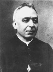 Priester Adolf Daens : politiek afgemaakt door de reactionaire belgicistische franskiljon Charles Woeste