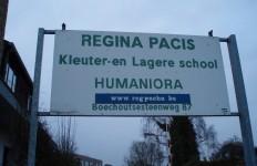 Regina Pacis bord