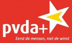 PVDA+ logo