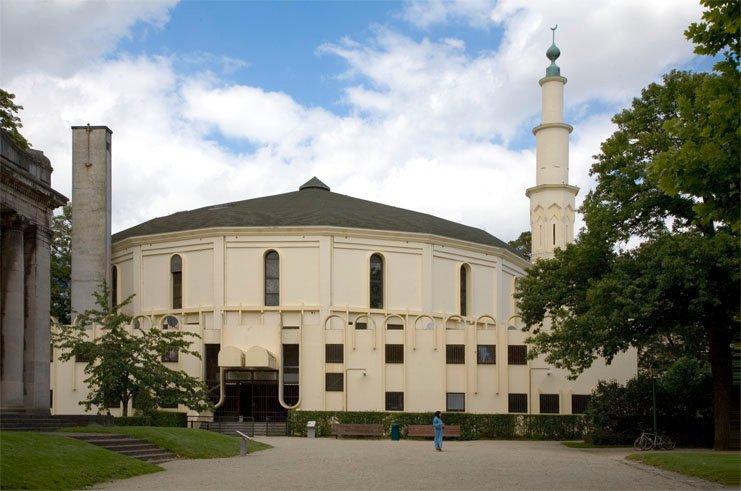 Moskee Brussel