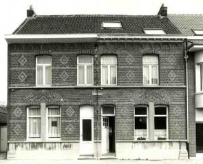 Huisnummers 59-61 1985