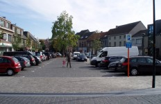Sint-Laureysplein Mortselsesteenweg