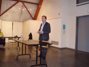 Dirk Rochtus spreekt