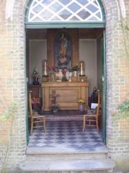 kapelleke Lintsesteenweg 2