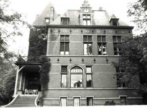 Rodenburg, achterzijde (Foto, Vlaamse Gemeenschap, 09-05-1985)