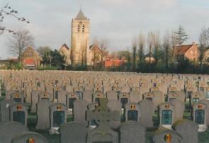 Belgische Militaire begraafplaats Adinkerke