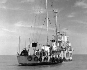 De eerste vrije radio's bevonden zich op schepen gelegen buiten de territoriale wateren.