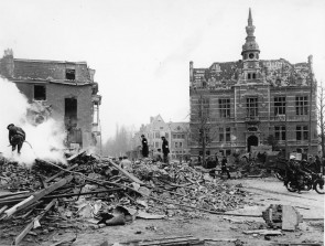 Bombardement Mortsel 1943