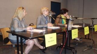 Vrouwen in politiek debat