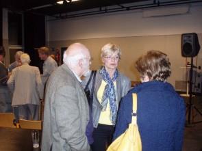 Rita De Bont (midden)