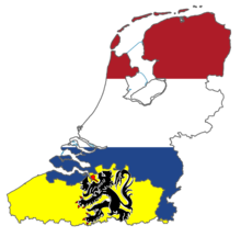 nederland en vlaanderen