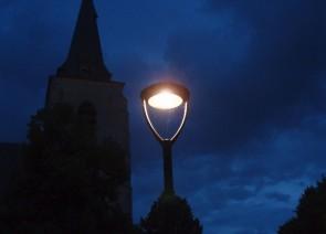 straatlampen
