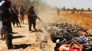 ISIS in actie in Irak en Syrië (foto: www.rt.com)